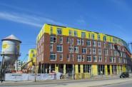 Aperture Apartments. Photo by Jack Fennimore.