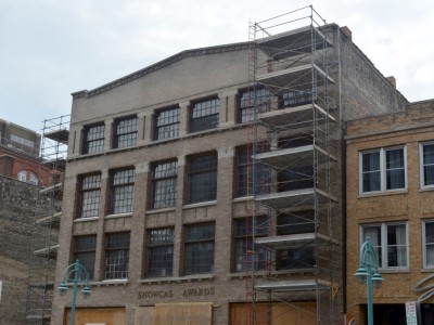 Friday Photos: Martin Building Adds Apartments to Third Ward