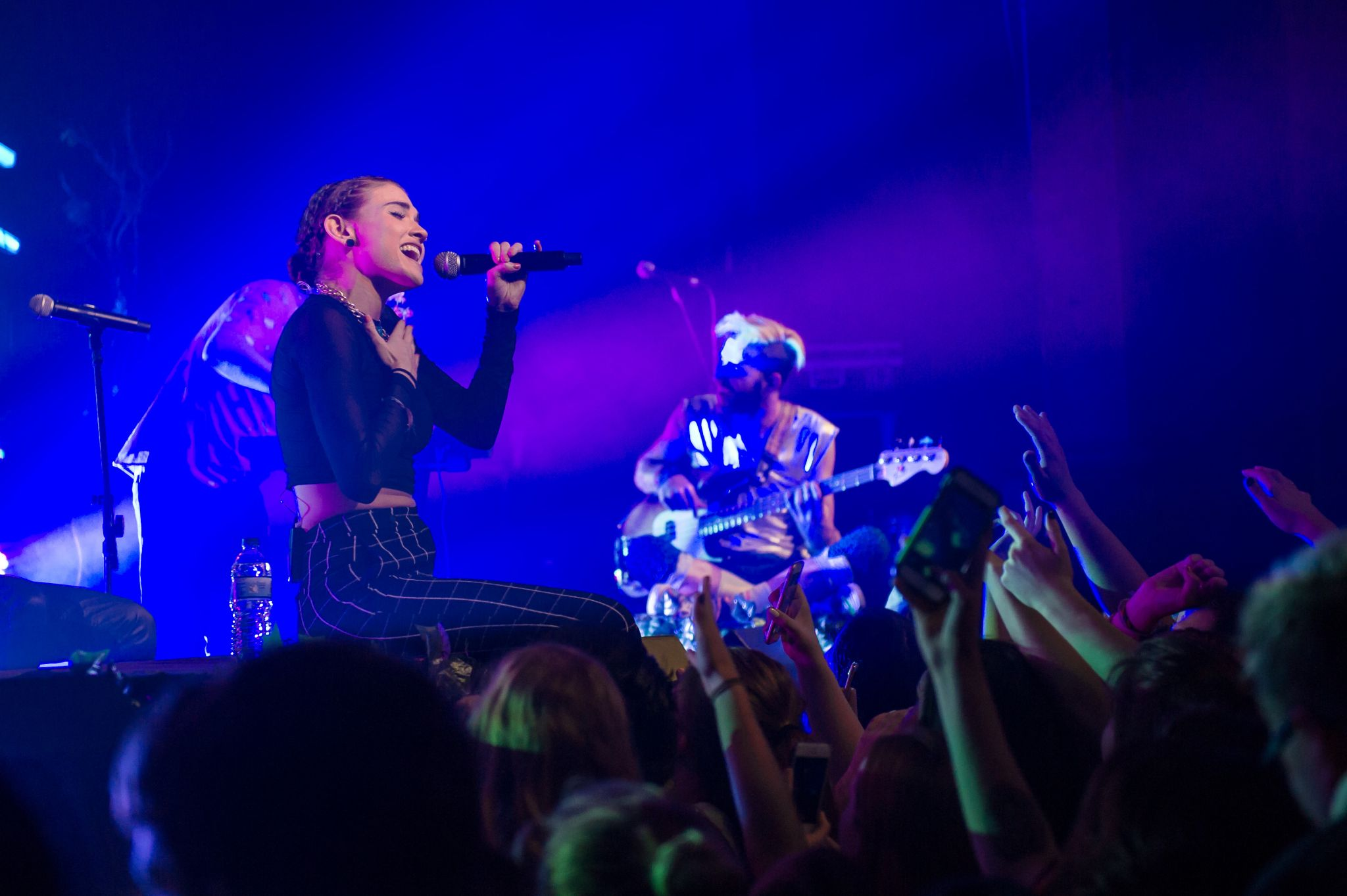 MisterWives . Photo by Nick Semrad.