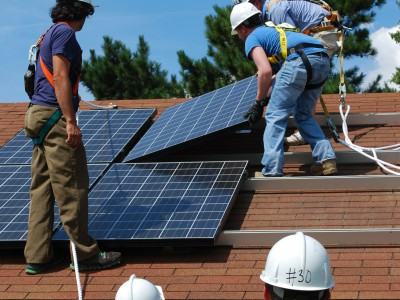 MREA's Solar Training Academy accommodates Wisconsin's need for certified solar professionals