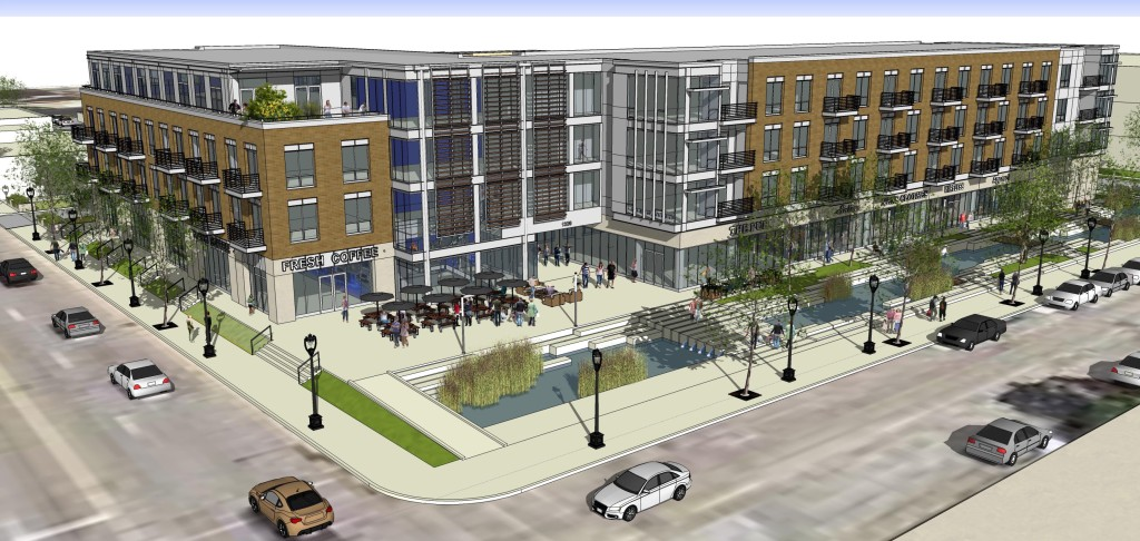 Freshwater Plaza to Break Ground October 22nd