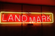 Landmark Lanes. Photo by Joey Grihalva.