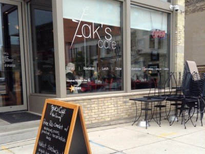 Dining: Zak's Makes Sure You're Never Hangry