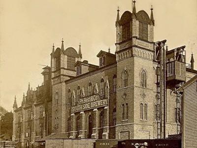 Yesterday's Milwaukee: Philip Best & Co. Brewery, 1880