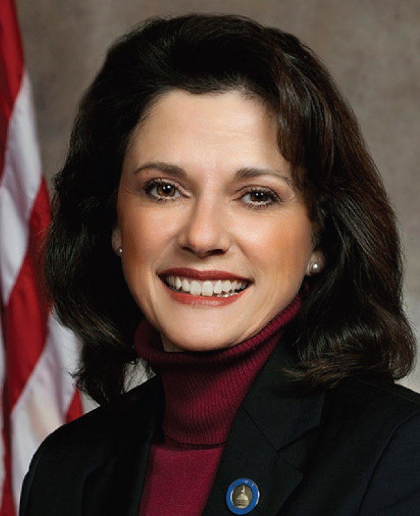 Leah Vukmir. Photo from the State of Wisconsin Blue Book 2015-16.
