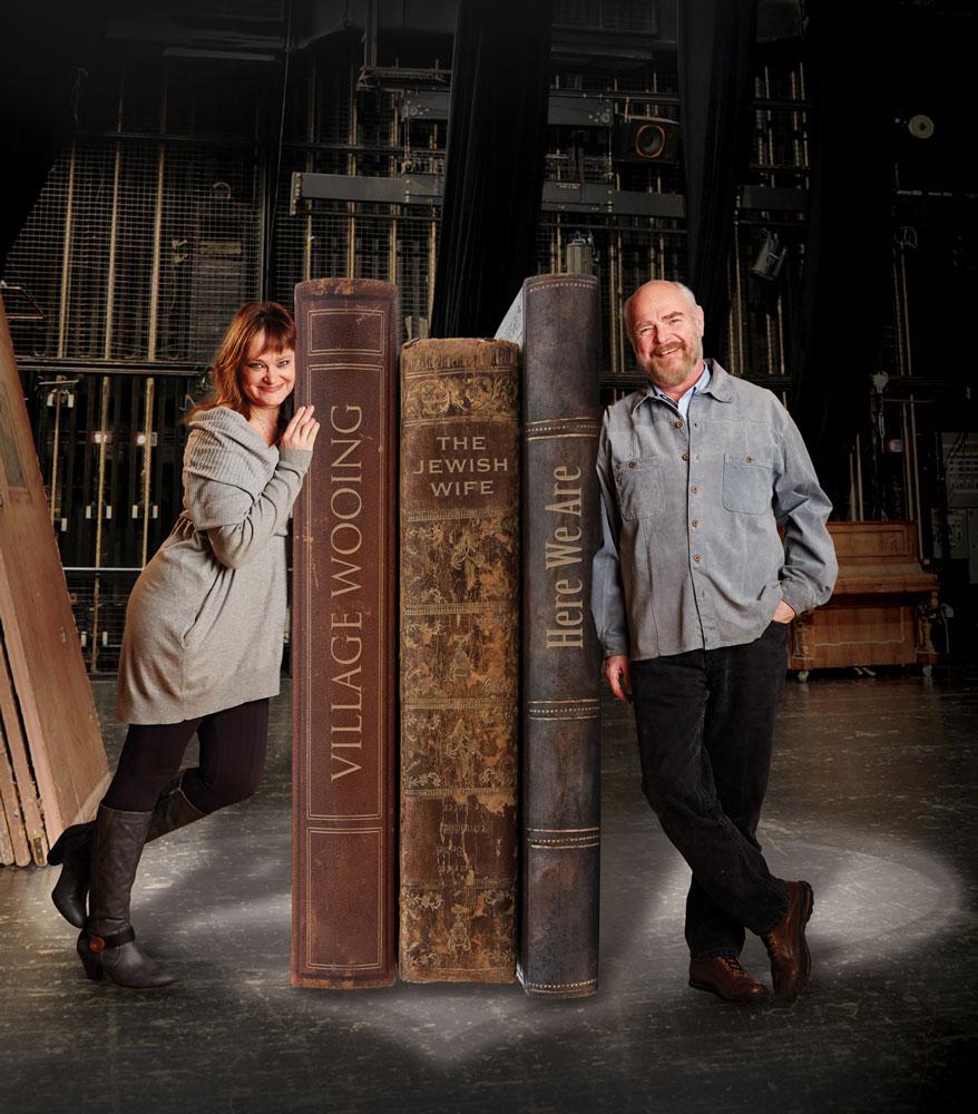 Milwaukee Chamber Theatre presents LOVE STORIES