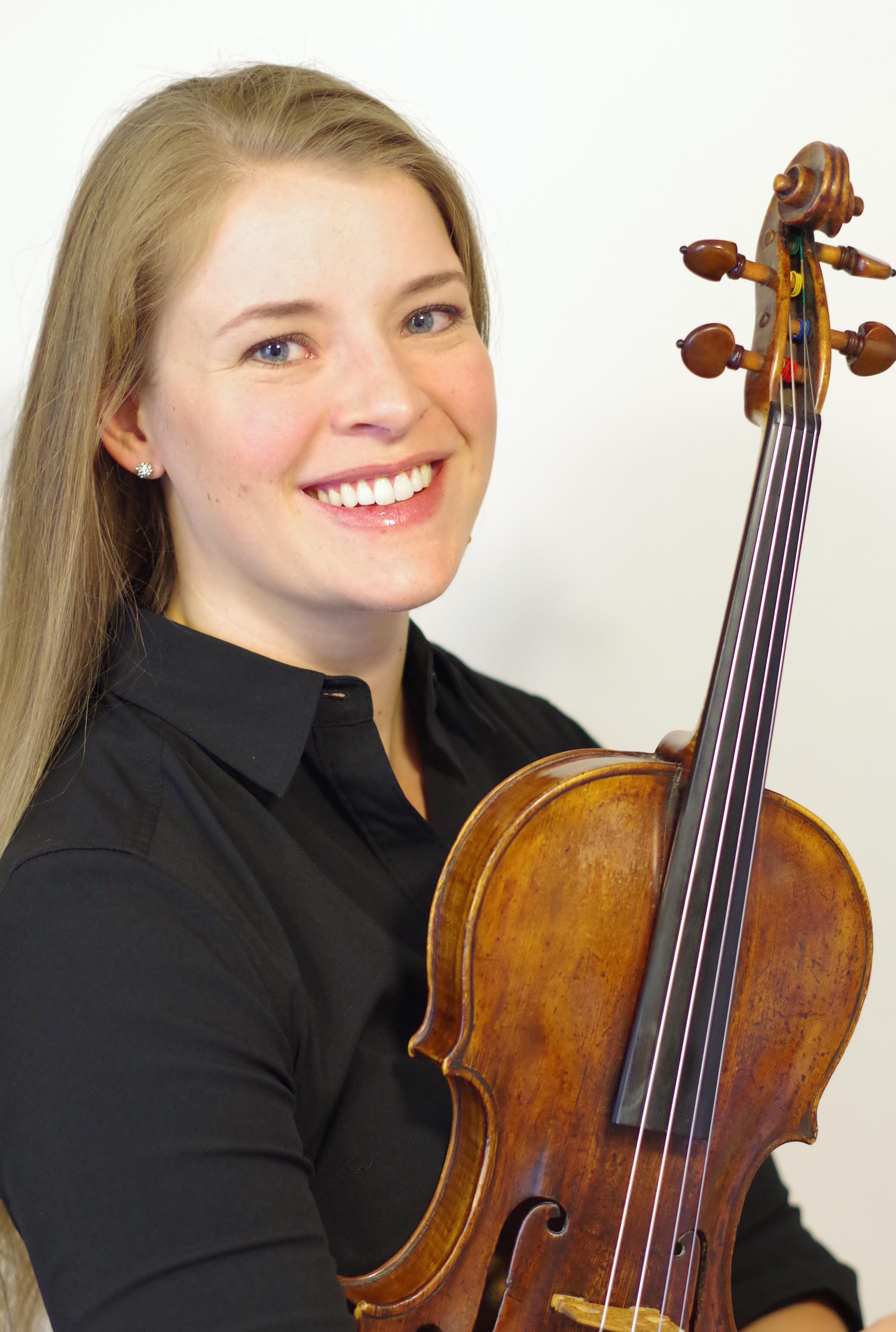Nicole Sutterfield. Photo courtesy of the Milwaukee Symphony Orchestra.