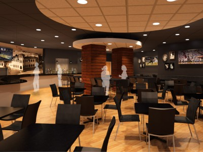 Bucks Continue to Upgrade Fan Experience in BMO Harris Bradley Center Club Spaces
