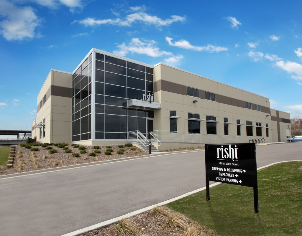 Rishi Tea Headquarters