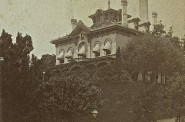 The Mansion Where Scandal Brewed. Image courtesy of Jeff Beutner.