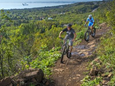 Bike Czar: Wisconsin's Far North By Bike and Camera