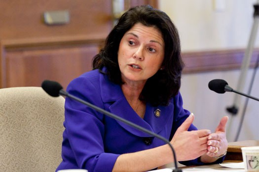 Leah Vukmir. Photo from the State of Wisconsin.