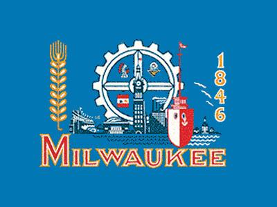 Official Milwaukee Flag