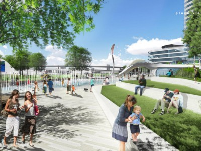Plenty of Horne: Lakefront Gateway Design Winner Named