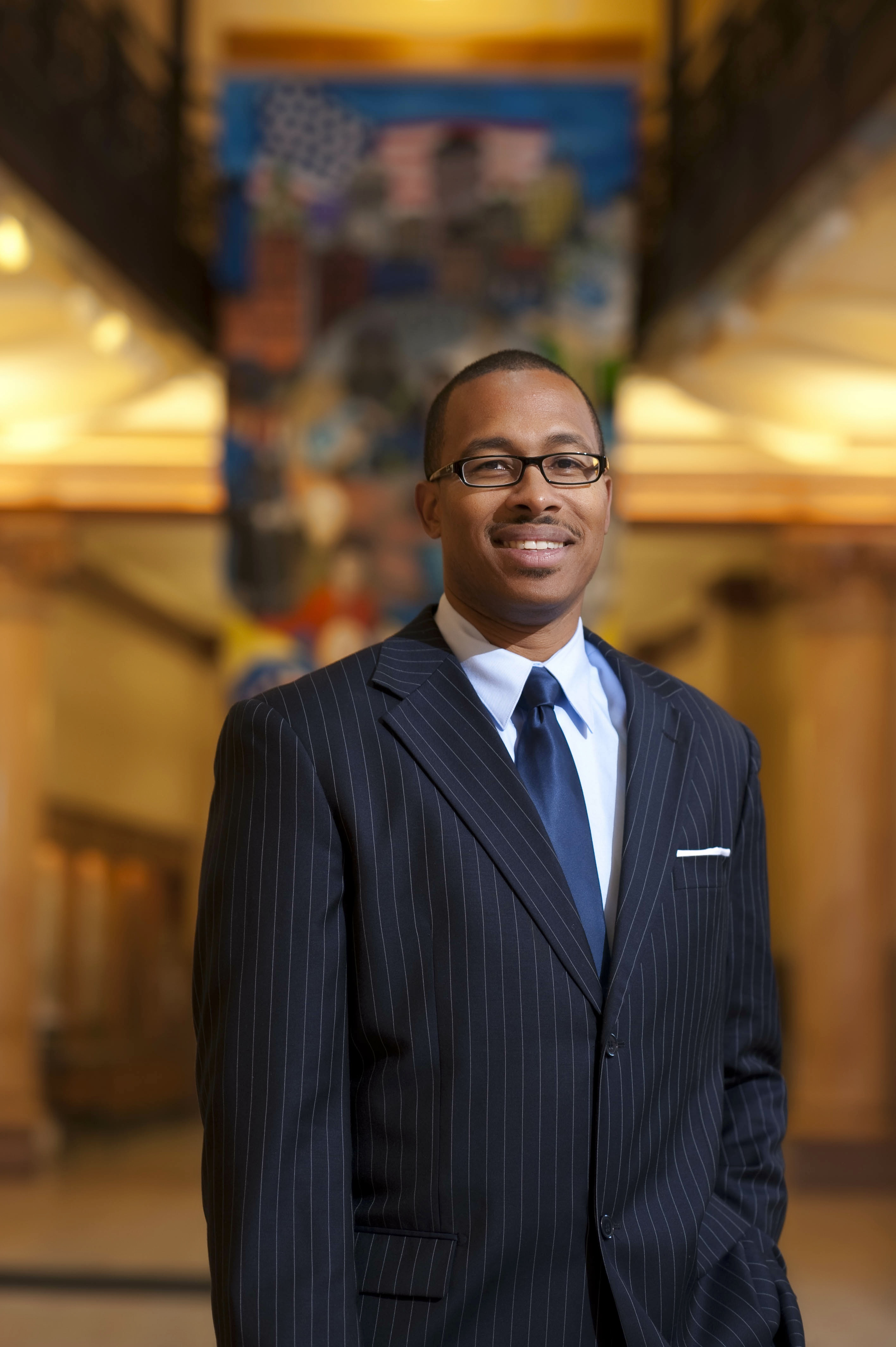 Johnny Thomas Announces Candidacy for City Comptroller