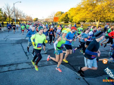 Milwaukee Running Festival: Coming Home to Run