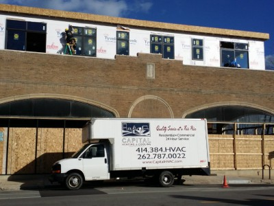 Friday Photos: More Apartments for Bay View