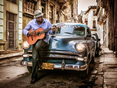 Celebrate Cuba to Fend Off Those Winter Blues