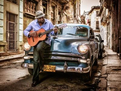 Celebrate Cuba to Fend Off Those Winter Blues