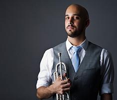 Trumpeter David Cohen