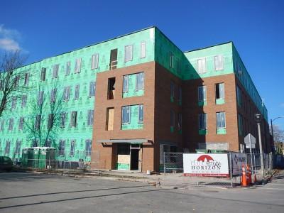 Friday Photos: Ingram Place Apartments on Holton