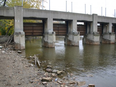 $2.3 Million in Grants for Estabrook Dam Removal