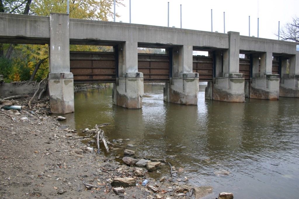 Fund for Lake Michigan Commits $250,000 to Estabrook Dam Removal