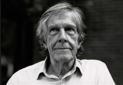 John Cage. Photo from Present Music.