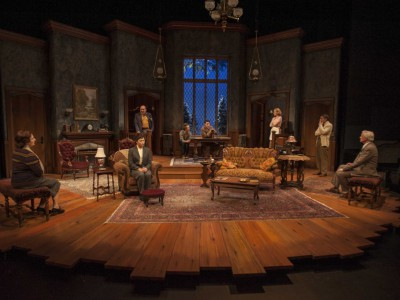 Theater: The Rep Tries Agatha Christie
