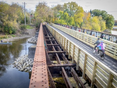 Bike Czar: New Milwaukee Area Trails Completed