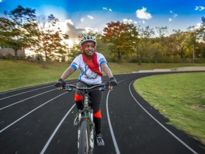 Bike Czar: Teen Bike Racer Inspires
