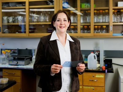 Marquette biologist receives $900,000 National Science Foundation grant to study cell biology research