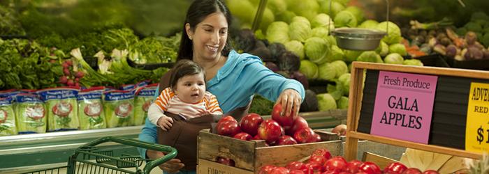Supplemental Nutrition Assistance Program. Photo from USDA website.