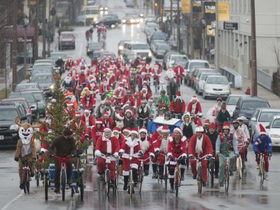 Bike Czar: Santa Cycle Rampage is Dead. Not.