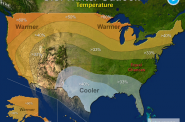 U.S. winter outlook 2015-16. Image: NOAA