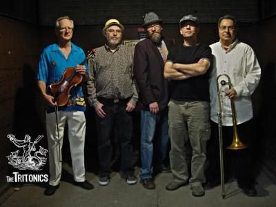 Band of the Week: The Tritonics Play Reggae, Have Fun