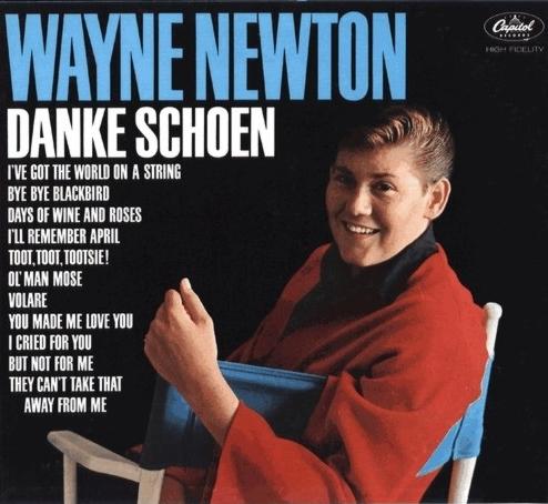 Wayne Newton: Danke Schoen