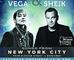 Suane Vega & Duncan Sheik Ad