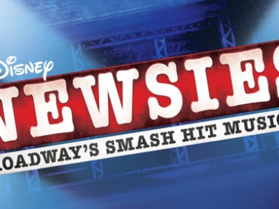 Tickets for Disney's <i>NEWSIES</i> on Sale at the Marcus Center in Milwaukee on Friday, November 13