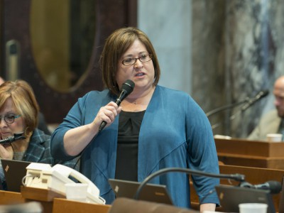 Representative Subeck Introduces Legislation to Support Nursing Mothers in the Workplace