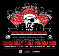 WMSE's 14th Annual Rockabilly Chili tickets to go on sale, Monday, Nov. 30