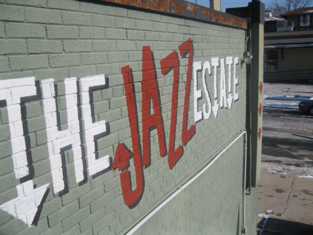 The Jazz Estate. Photo by Rose Balistreri.