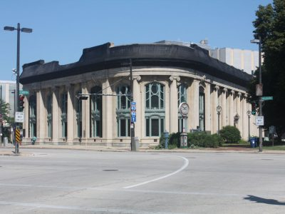 Milwaukee County Historical Society Building