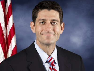 Where is Paul Ryan?