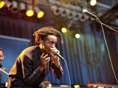 Radio Milwaukee brings dynamic Milwaukee musician WebsterX to public radio listeners across U.S. via Slingshot emerging artist project