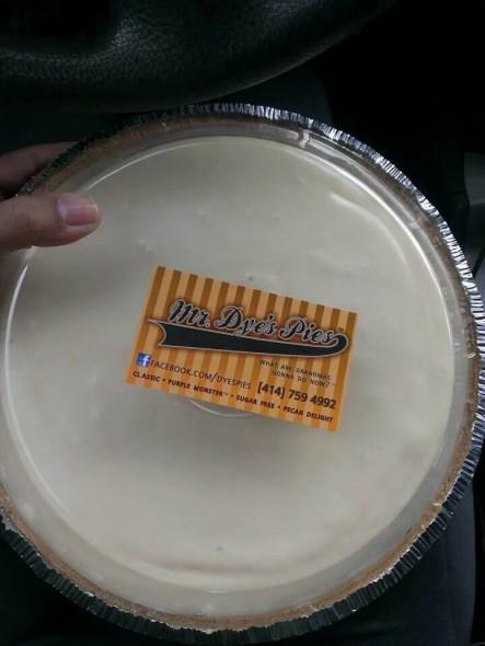 Mr. Dye's Pies