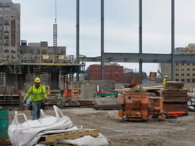 """Friday Photos: """"Water Tech Two"""" Coming to Walker's Point"""