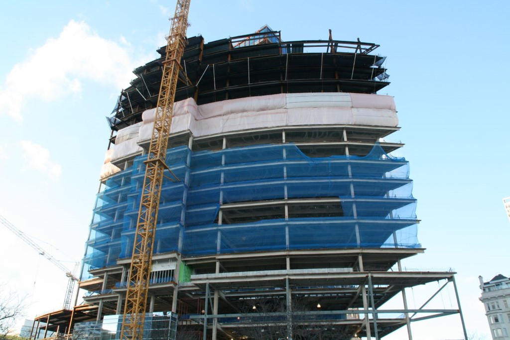 Northwestern Mutual Tower and Commons. Photo by Jeramey Jannene.