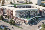 Preliminary rendering. Design by Eppstein Uhen Architects.