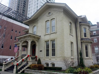 City Streets: Marshall Street Attracted Orphans